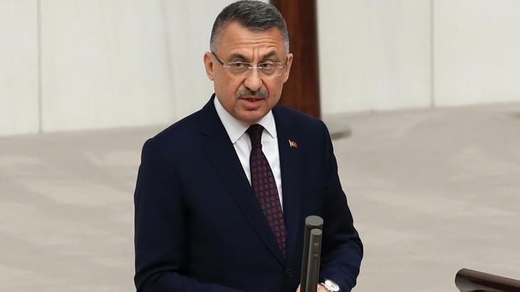 Cumhurbaşkanı Yardımcısı Oktay: Anladığımız kadarıyla CHP'nin devlet memurlarıyla bir sıkıntısı var