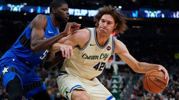NBA'de Milwaukee Bucks'tan üst üste 15. galibiyet