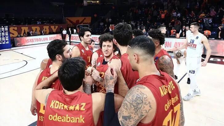Galatasaray Doğa Sigorta, Buducnost VOLI'ye konuk olacak