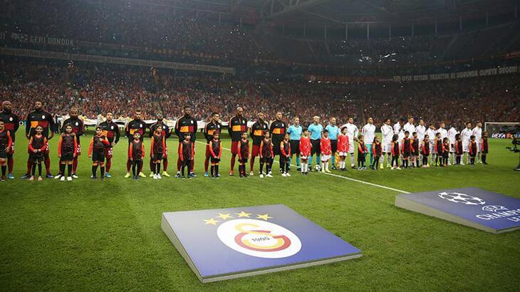Galatasaray Avrupa'da 285. kez sahne alıyor