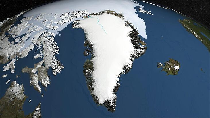 Danimarka'dan Grönland hamlesi