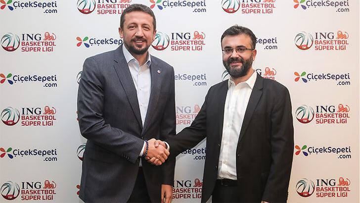 ING Basketbol Süper Ligi'ne yeni sponsor