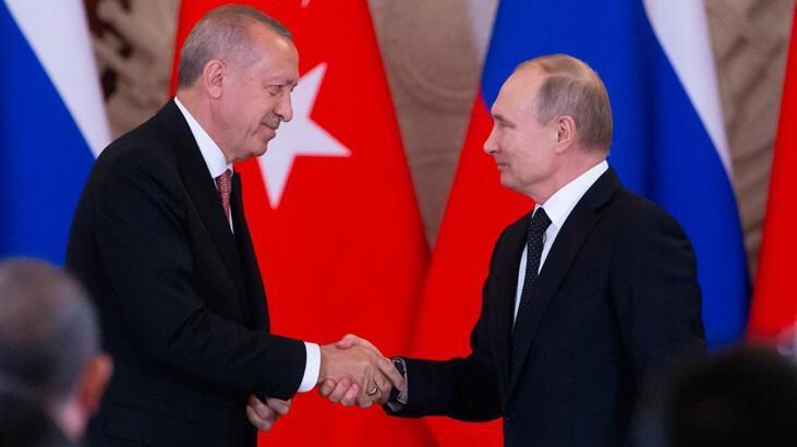 Cumhurbaşkanı Erdoğan ve Putin, Libya konusunda görüşecek