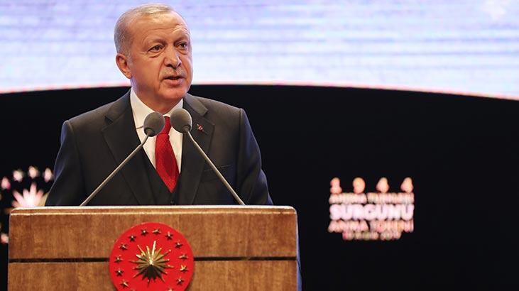 Son dakika | Cumhurbaşkanı Erdoğan'dan çok sert Nobel tepkisi: Utanç verici, rezalet