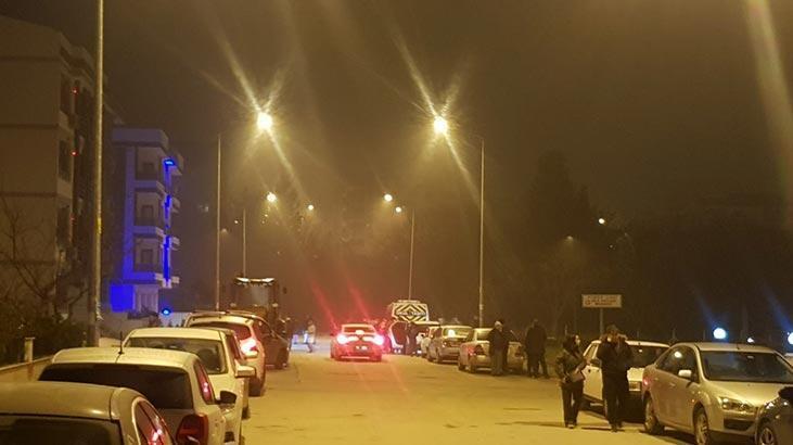 Balıkesir'deki deprem sonrası açıklama: Teyyakuz halinde olacağız