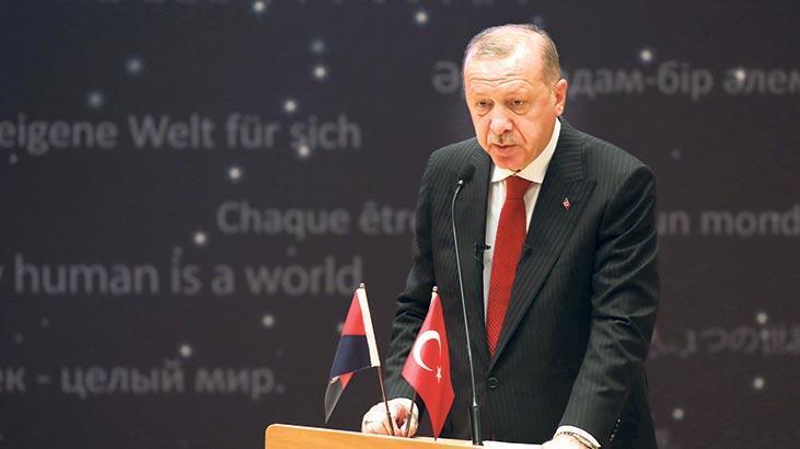 Cumhurbaşkanı Recep Tayyip Erdoğan: Nobel kendini tüketmiştir