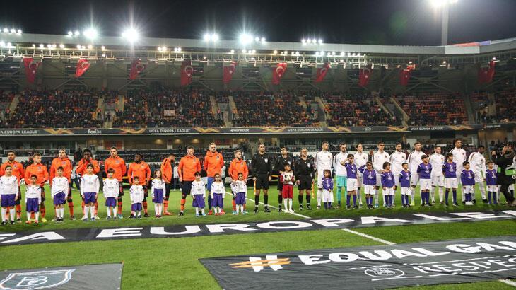 Medipol Başakşehir, Avrupa'daki 26. maçına çıkacak