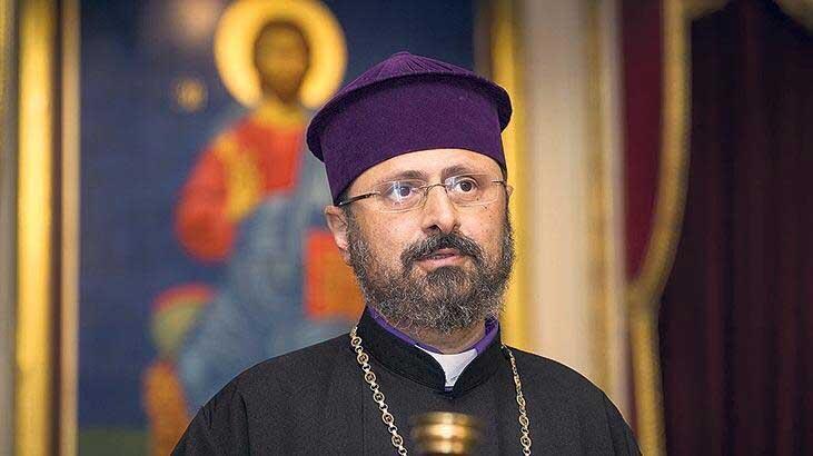 Yeni İstanbul Ermeni Patriği Sahak Maşalyan oldu