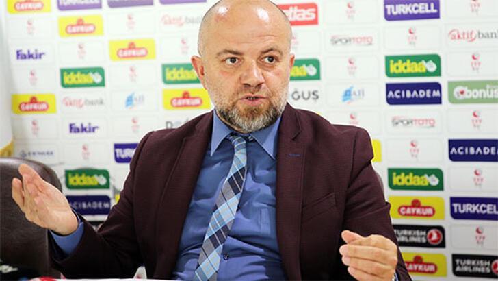Bakır: Yapılan değişiklik Türk futboluna hayırlı olsun