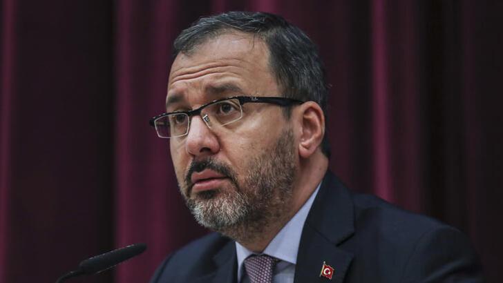 """Bakan Kasapoğlu: """"Çirkin saldırıyı kınıyorum"""""""