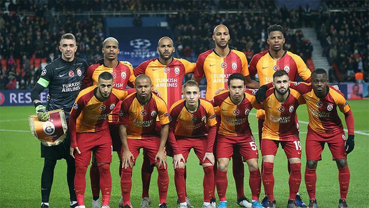 Galatasaray'a Devler Ligi'nden 17 geldi, 23 gitti!