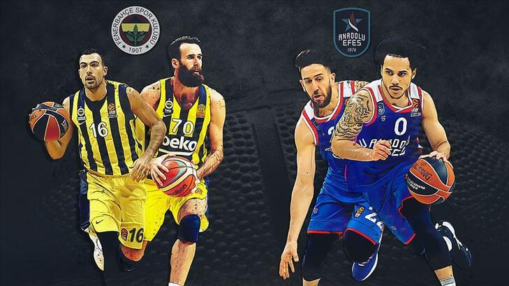 Fenerbahçe Beko Anadolu Efes maçı ne zaman? Karşılaşma saat kaçta, hangi kanalda?