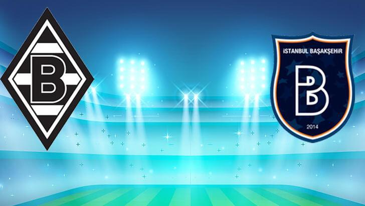 UEFA Avrupa Ligi Mönchengladbach Medipol Başakşehir maçı bu akşam hangi kanalda ve saat kaçta? İlk 11'ler...