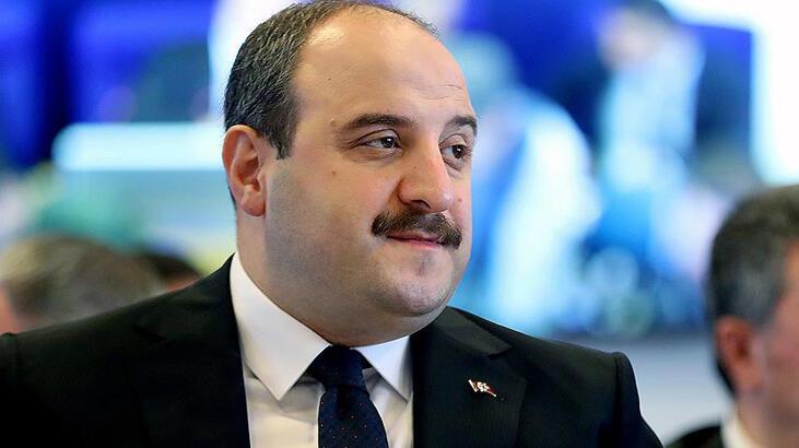 """Bakan Mustafa Varank """"sanayi üretimindeki artışı"""" değerlendirdi"""