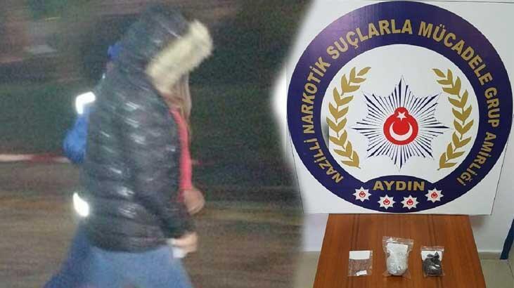 Nazilli'de 2 kız kardeş uyuşturucudan tutuklandı