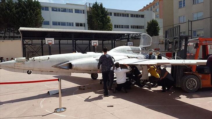 Pakistan'ın pilotlarını Türk mühendisler eğitecek