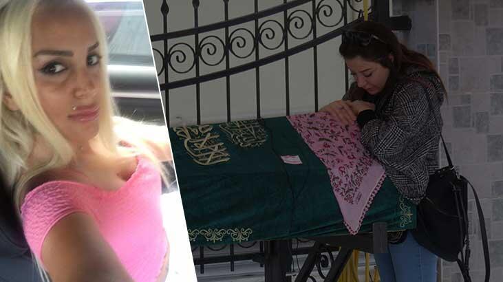 Rezidansta bavul içinde cesedi bulunan Didem Mengü son yolculuğuna uğurlandı