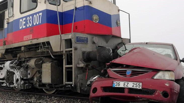 Son dakika: Kars'ta tren kazası! Ölü ve yaralılar var