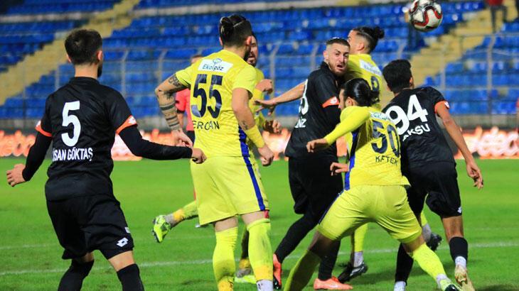 Adanaspor: 1 - Menemenspor: 3