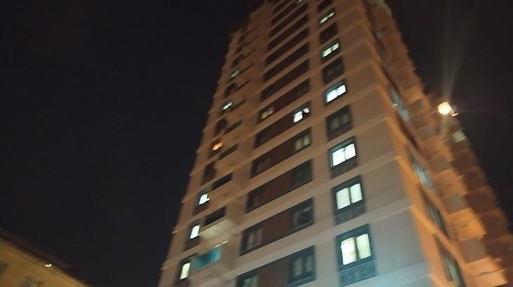 Korkunç! Cam silerken 11. kattan düştü