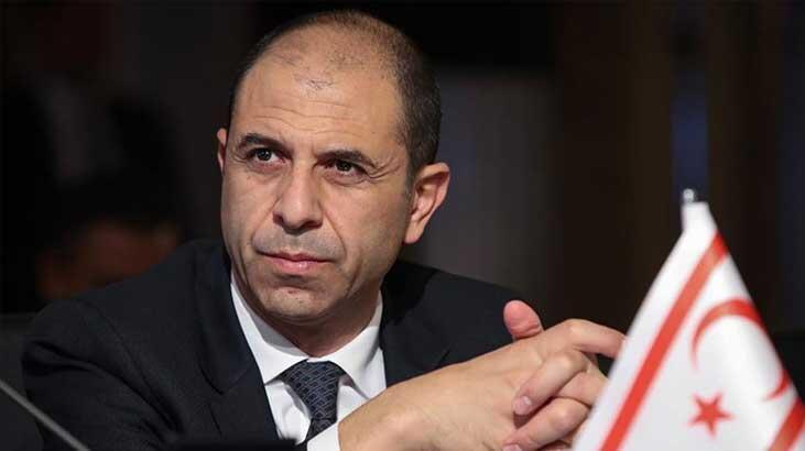 KKTC Dışişleri Bakanı'ndan İHA açıklaması