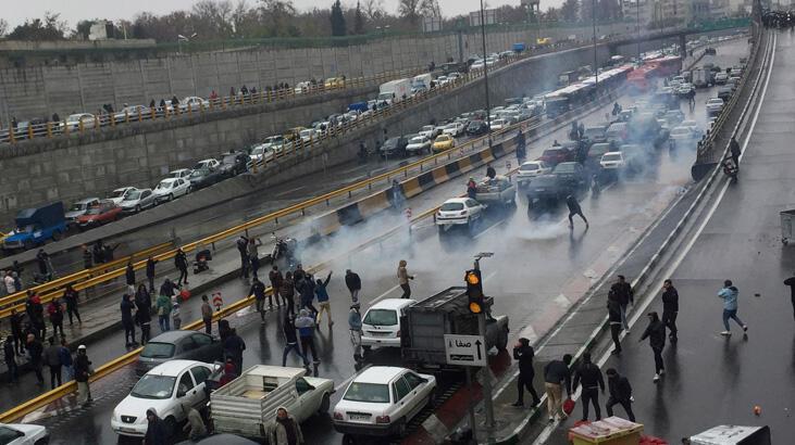 Af Örgütü: İran'daki gösterilerde en az 304 kişi öldü