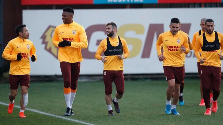 Son dakika- Galatasaray'da Tuzlaspor öncesi 5 eksik!
