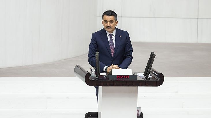 'İstanbul, Ankara ve İzmir susuz kalmaz'