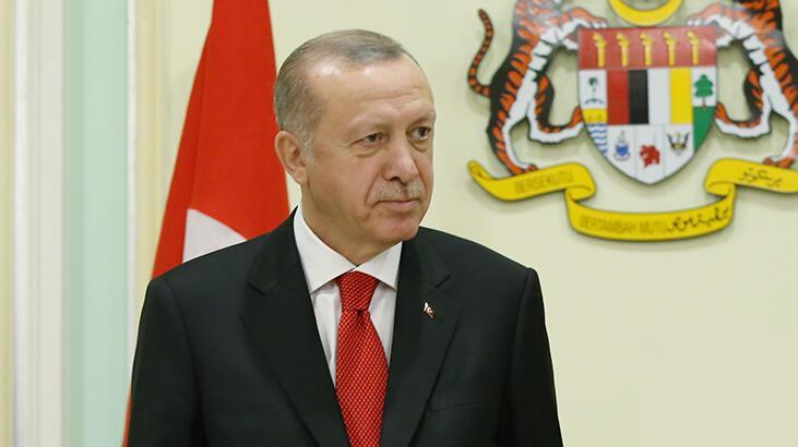 Son dakika: Cumhurbaşkanı Erdoğan'dan flaş Simit Sarayı çıkışı
