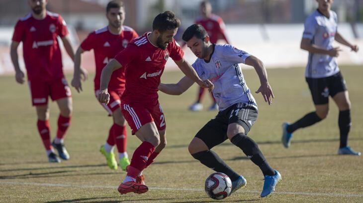 24 Erzincanspor -  Beşiktaş: 2-0