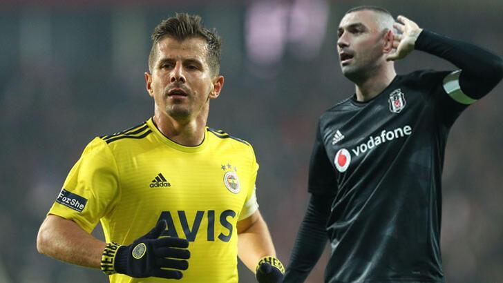 Fenerbahçe Beşiktaş karşısında!  Kadıköy'de dev derbi
