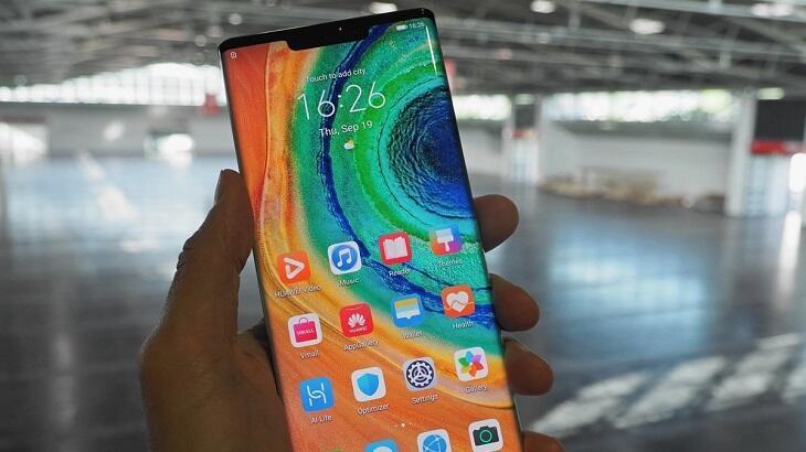 Huawei Mate 30 Pro Ocak 2020'de resmi olarak Türkiye'de satışa sunulacak!