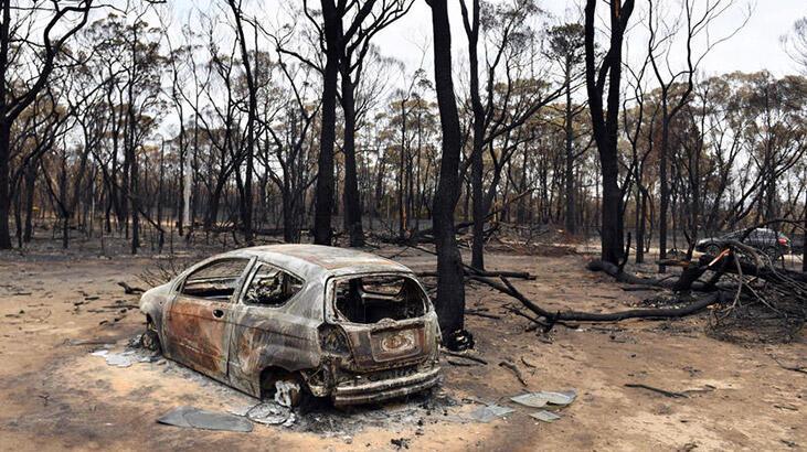 180 ev yandı, bir kişi hayatını kaybetti!