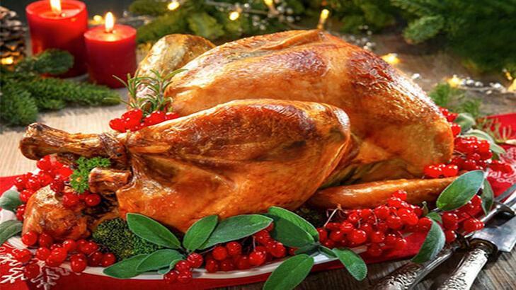 Yeni yılın vazgeçilmez lezzeti hindi sofraları süslüyor!