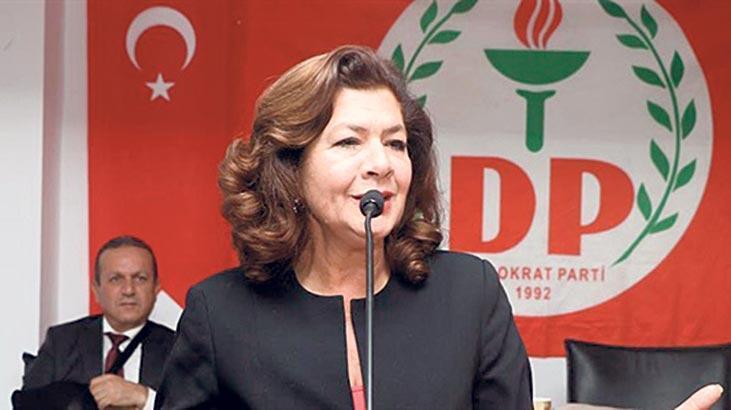 Özcafer, yeniden  DP Genel Sekreteri