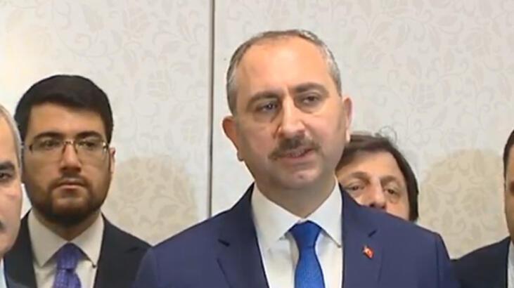 Son dakika... Bakan Gül: Türkiye'ye iadesi konusunda bir gayretimiz söz konusu