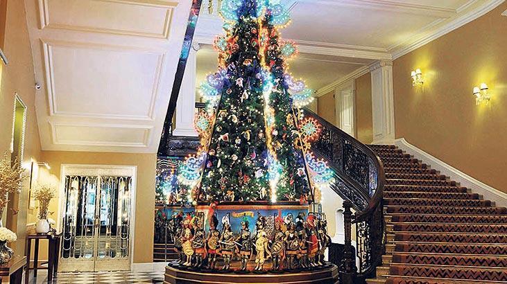 Yeni yılın en moda ağacı