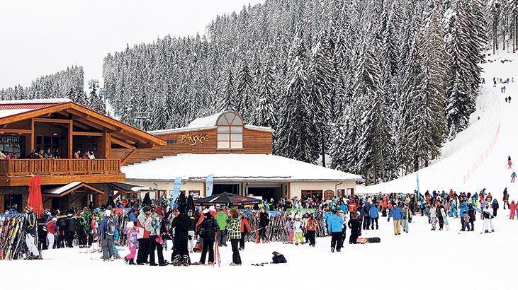 20 bin Türk kayağa 'komşu'ya gidiyor!