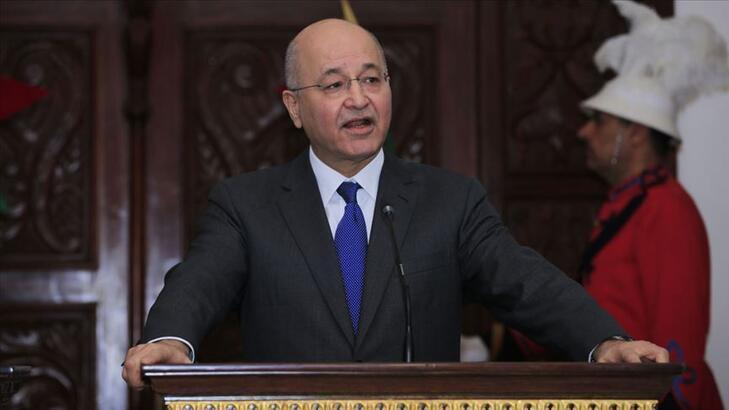 Irak Cumhurbaşkanı'nın istifa mesajı siyasi krizi derinleştirdi