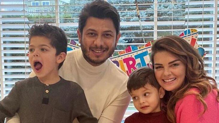 Pelin Karahan'dan oğluna doğum günü