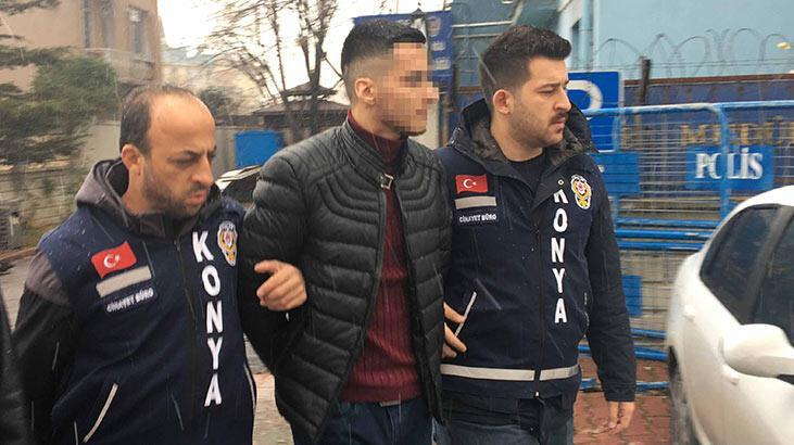 Yaralama ve iş yeri kurşunlama şüphelisi cezaevi firarisi minibüste yakalandı