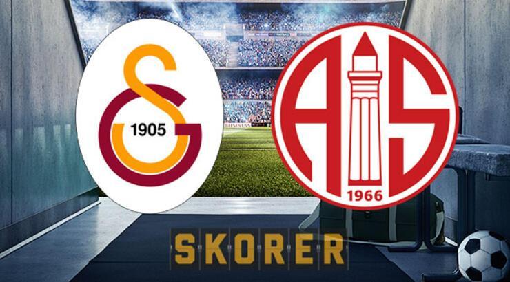 Galatasaray - Antalyaspor maçı ne zaman? Galatasaray maçı saat kaçta hangi kanalda?