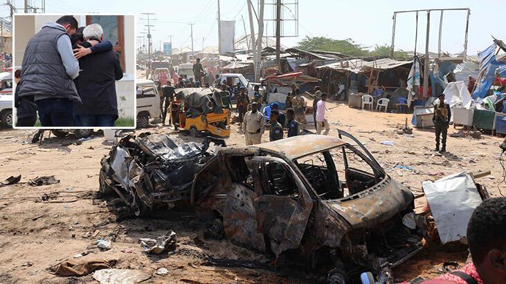 Son dakika...Somali'de bombalı saldırı! Ölenler arasında Türkler de var