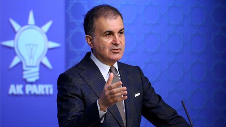 Son dakika | AK Parti Sözcüsü Ömer Çelik'ten Libya açıklaması