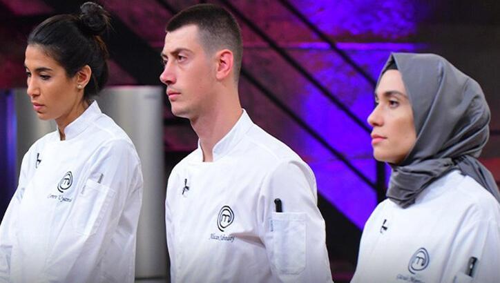 Canlı yayında final! MasterChef'te dün akşam kim elendi, finale kimler kaldı?