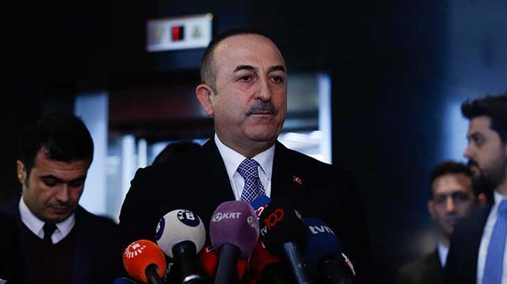 Son dakika... Çavuşoğlu'ndan muhalefete tezkere ziyareti