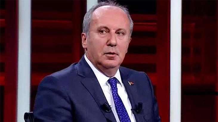 Muharrem İnce'den CNN TÜRK'te önemli açıklamalar