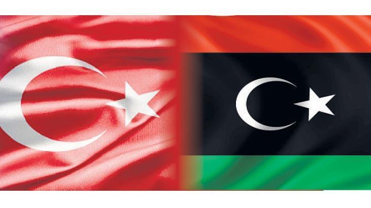 Libya'ya asker tezkeresi Meclis'te