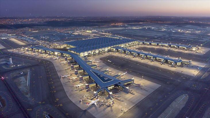 İGA: İstanbul Havalimanı'nda herhangi bir sefer iptali yok
