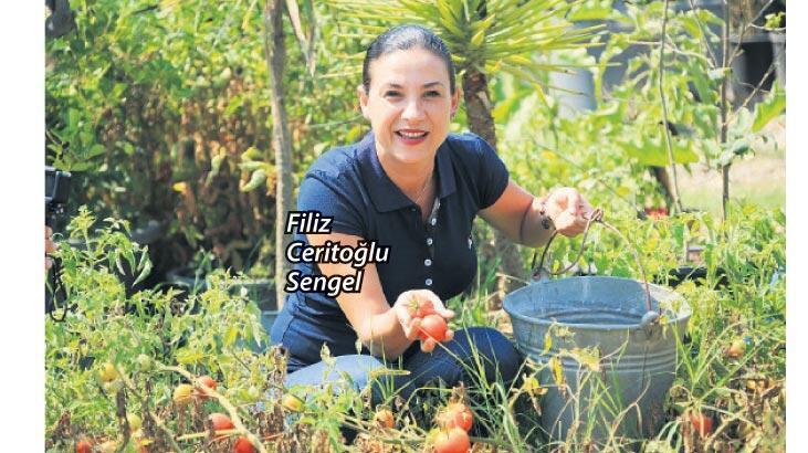 Selçuk'ta tarım sevgisi